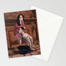 Elementary - that kinky AU Stationery Cards