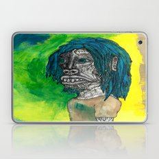 Self Portrait Laptop & iPad Skin