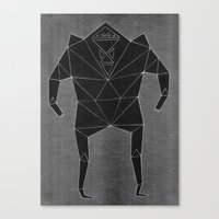 R E L I C  Canvas Print