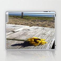flower by the sea Laptop & iPad Skin