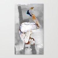Hanged Man Canvas Print