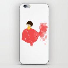 The Gold Fish iPhone & iPod Skin