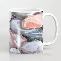 Lake Superior Rocks Mug