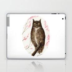 Spring Owl Laptop & iPad Skin