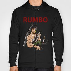 Rumbo - An incredibly violent and constantly drunk soldier of doom Hoody