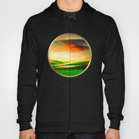 Colorful Sky - Painting Style Hoody