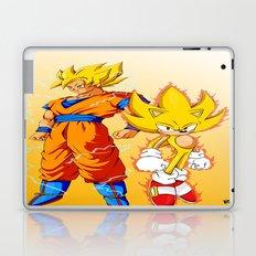 Super Sonic Warriors Z Laptop & iPad Skin