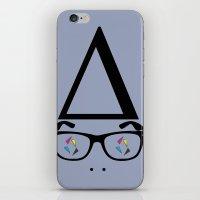 Delta InQuadri iPhone & iPod Skin