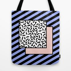 Flux nude Tote Bag