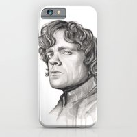 iPhone & iPod Case featuring Tyrion | Game of Thrones by Olechka