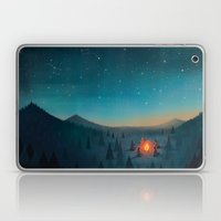 Campfire Laptop & iPad Skin