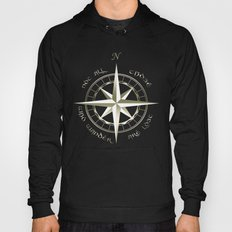 Not all those who wander are lost - J.R.R Tolkien - 2 Hoody