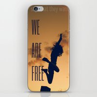 FREE (with Text) iPhone & iPod Skin