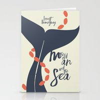 The Old Man And The Sea … Stationery Cards