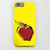 Apple For Teacher iPhone 6 Slim Case