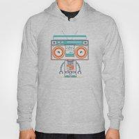 Music Robot Hoody