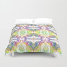 Tie Dyed Impression Duvet Cover