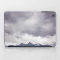 Born to hike iPad Case