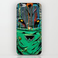 Wolf Mother - Screen Pri… iPhone & iPod Skin