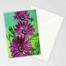 Purple magic  Stationery Cards