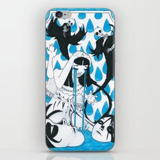 La Llorona iPhone & iPod Skin