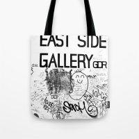 East Side Gallery - Berlin Tote Bag
