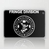 Fringe Division I wanna be sedated Laptop & iPad Skin