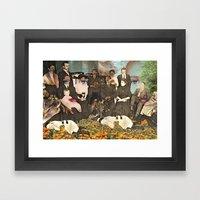 Memento Mori 2 Framed Art Print