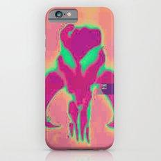 Glitchy Mandalorian iPhone 6s Slim Case