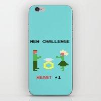 New challenge iPhone & iPod Skin