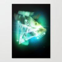 year3000 - Constellations Canvas Print