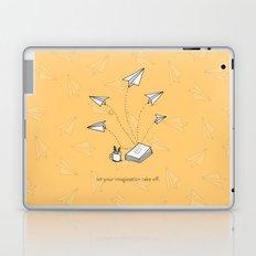 Take Off Laptop & iPad Skin