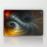 Metallic Spin Laptop & iPad Skin