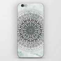 ICELAND MANDALA iPhone & iPod Skin