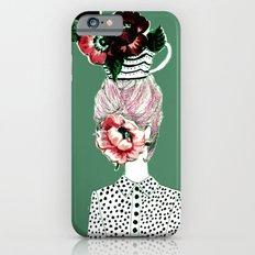 Tea Girl iPhone 6 Slim Case