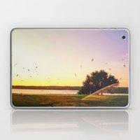 Sunrise Morning Laptop & iPad Skin