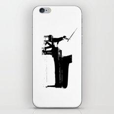 Piano Passion iPhone & iPod Skin
