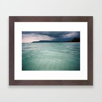 KOHRONG Framed Art Print