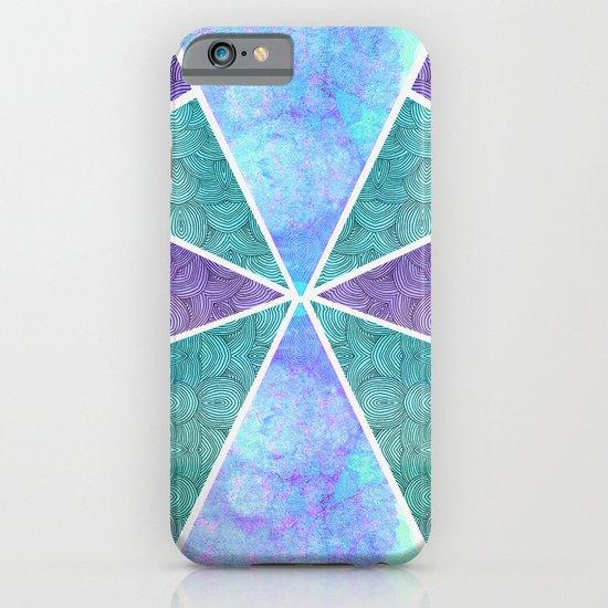 Geometric Reflection iPhone & iPod Case