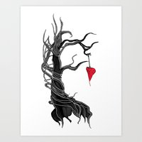 Love, Like A Tree Art Print