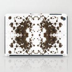 Symmetria Silver iPad Case