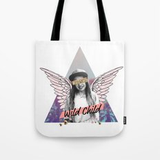 Wild Child Tote Bag