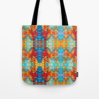 popanaart_pattern Tote Bag