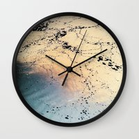 Copper River Wall Clock
