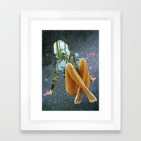One Thousand And One Nig… Framed Art Print