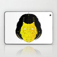 Woman 01. Laptop & iPad Skin