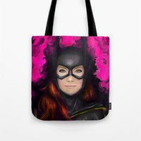 Bat Of Stone Tote Bag