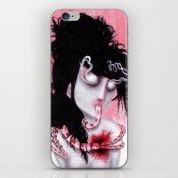Bleeding-Hearted iPhone & iPod Skin