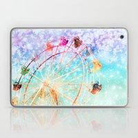 Galaxy Wheel Laptop & iPad Skin