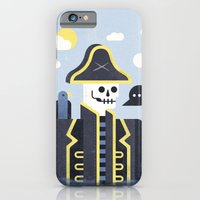 Dead Men Tell No Tales iPhone 6 Slim Case